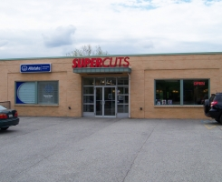 Exterior Pittsburgh Commercial Painting
