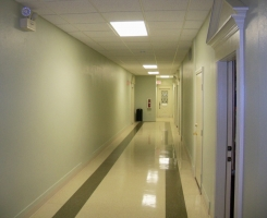 Interior Pittsburgh Commercial Painting