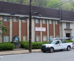 Pittsburgh Exterior Commercial Apartments Painting