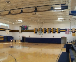 Pittsburgh Gymnasium Painting Services