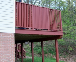 Pittsburgh Deck Painting Services
