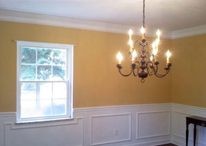 Interior Residential Pittsburgh Painting Services