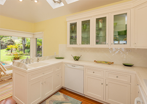 Kitchen Cabinet Refinishing Pittsburgh PA Devlins Painting - Kitchen cabinet painting contractors