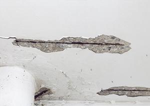 pittsburgh drywall - wood repair
