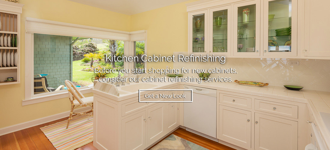 save money refinish kitchen cabinets