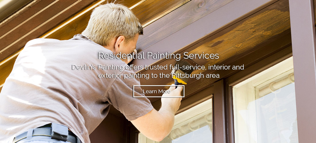 pittsburgh residential painting company